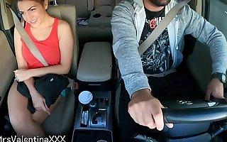 Uber Driver Meets Hot European Tourists Who Seduces Him