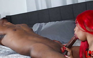 Preview   Trailer Stretch3x & Vixen Vanity Sexy Horny Redhead Enjoys Some Resemble Hardcore Big Dick Deepthroats BBC Has Wet Pussy Big Ass Ebony BBW Gets Picked Adjacent to & Fucking While Suitably Master b crush The Scenes More Lust