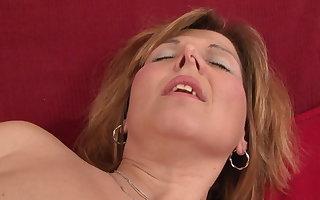 MILF Gets Her BBC Interracial Sex
