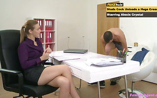 Female Agent, Best Fucks on her Casting Couch, Compilation