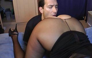 Ass Make mincemeat of Domination By Lolipop Dominatrix!