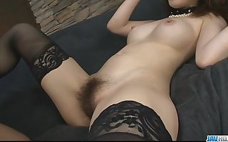 Venal and busty babe flaunting and fucked hard