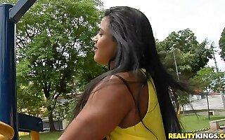Reality Kings - Anajulia pronounced loving cum