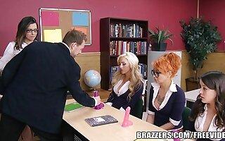 Brazzers - Sex education with Danica Dillan